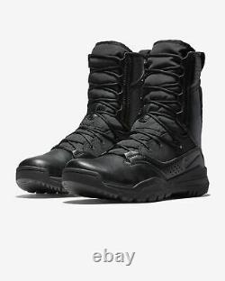 Nouveau 9.5 Homme Nike Special Field 2 Botte Tactique Black Botte Militaire Ao7507-001
