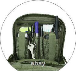 Nouveau Combat Militaire Russe Airsoft Edc Tactical Satchel Backpack 15l Olive