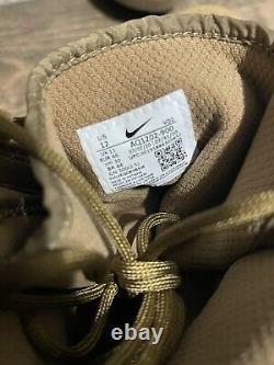 Nouveau Nike Sfb Champ 2 8 Combat Militaire Coyote Tactique Bottes Hommes Taille 12