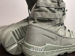 Nouvelle Nike Combat Sfb Gen 2 Sage Green 8 Military Special Field Boots Sz 12