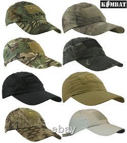 Opérateur Tactique Militaire De Combat Baseball Cap Us Sun Hat Military Army One Size