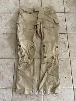 Patagonia L9 Pantalon De Combat Sand 34 Régulier Vikp Crye Tactical Military
