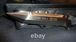 Puma Tac 1 13 2000 Tactical Fighting Knife Bundeswehr Knife Flambant Neuf! Rare