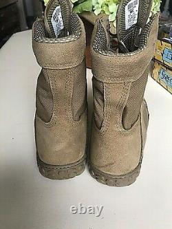 Rocky S2v Special Ops Tactical Military Boot 12 W Wide Coyote Brown Goretex Nouveau