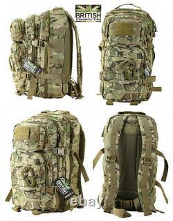 Sac À Dos De Combat Tactique Militaire De L'armée Voyage Molle Day Pack Bag 28l