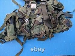 Serbie Armée Militaire M03 Woodland M99p1 Sniper M76 Combat Tactical Vest Taille L