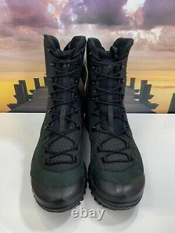 Sous Armour Infil Ops Goretex Tactical Boots Black 1287948-001 Mens Taille 14