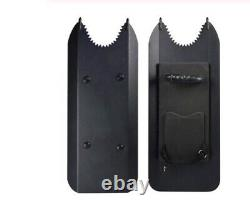 Tactical Combat Square Rectangle Anti Riot Defence Hand Shield Police Militaire
