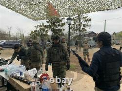 Tactical Night Desert Training Military Long Sleeve Veste De Combat Pullover