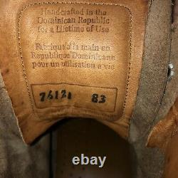 Timberland Tackhead 2011 Bottes Tactiques Bottes Militaires Taille 9