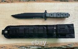 Tops Couteaux De Combat Couteau De Combat Couteau À Lame Fixe