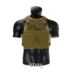 Tw Fcsk Gilets Combat Militaire Tactique Léger Adaptive Vest Plate Carrier